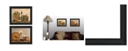 """Trendy Decor 4U Friendship is the Spice of Life Collection By Billy Jacobs, Printed Wall Art, Ready to hang, Black Frame, 36"""" x 14"""""""
