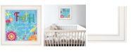 "Trendy Decor 4U Trendy Decor 4U Faith by Barb Tourtillotte, Ready to hang Framed Print, White Frame, 15"" x 15"""