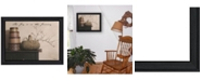 """Trendy Decor 4U The Joy is the Journey By Billy Jacobs, Printed Wall Art, Ready to hang, Black Frame, 27"""" x 21"""""""