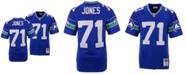 Mitchell & Ness Men's Walter Jones Seattle Seahawks Replica Throwback Jersey