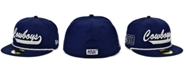 New Era Dallas Cowboys On-Field Sideline Home 59FIFTY Fitted Cap