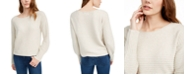 Pink Rose Juniors' Ribbed Sweater