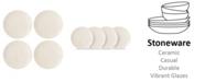 Lenox Textured Neutrals Netting Dinner Plates Set/4