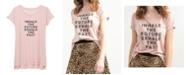 Zenzee Women's inhale Exhale Graphic T-Shirt