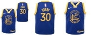 Nike Toddlers Stephen Curry Golden State Warriors Icon Replica Jersey