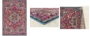 "Asbury Looms Abigail Zuri 713 20981 58 Pink 5'3"" x 7'2"" Area Rug"