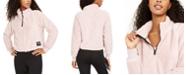 Calvin Klein Fleece Half-Zip Top