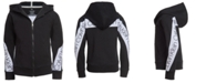 Calvin Klein Calvin Klein Big Girls Performance Logo Bold Hoodie