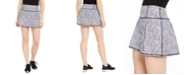 Ideology Leopard-Print Skort, Created For Macy's