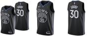 Nike Men's Stephen Curry Golden State Warriors City Edition Swingman Jersey