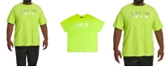Mvp Collections By Mo Vaughn Productions MVP Collections Men's Big & Tall Neon Logo T-Shirt