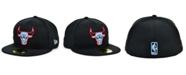 New Era Chicago Bulls Triple Threat 59FIFTY Cap