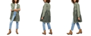 Free People Forever Free Cotton Tiered Jacket