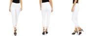 Thalia Sodi Lace-Hem Jeggings, Created for Macy's
