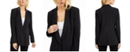 INC International Concepts INC EARTH Longline Blazer, Created for Macy's