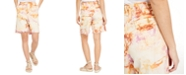 Free People She's A Legend Tie-Dyed Shorts