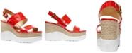 Michael Kors Rhett Wedge Sandals