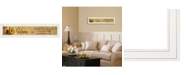 Trendy Decor 4U Trendy Decor 4u Home Ise by Robin-lee Vieira, Ready to Hang Framed Print Collection