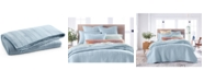 Lucky Brand Baja Cotton Full/Queen Quilted Coverlet, Created for Macy's
