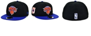 New Era New York Knicks The Pennant Patch 59FIFTY-FITTED Cap