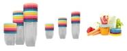 Babymoov Babybowls Multi Colored 24-Pc. Set