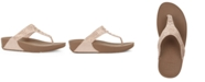 FitFlop Incastone Toe-Thong Sandals