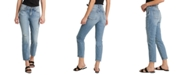 Silver Jeans Co. Distressed Not Your Boyfriend's Jeans