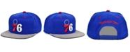 Mitchell & Ness Philadelphia 76ers The Three Collection Cap