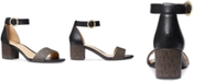 Michael Kors Lena Block Heel Dress Sandals