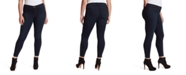Jessica Simpson Trendy Plus Size Kiss Me Super-Skinny Jeans
