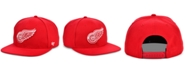 '47 Brand Detroit Red Wings No Shot Snapback Cap