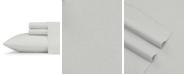 ED Ellen Degeneres Solid Cotton Percale 4 Piece Sheet Set, King