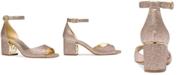 Michael Kors Lana Block-Heel Dress Sandals
