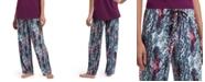Hue Printed Knit Sleep Pants