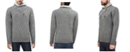 X-Ray  Men's Shawl Collar Sweater