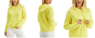 Style & Co Ribbed Hoodie Sweater, Created for Macy's