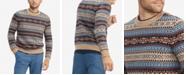 Tommy Hilfiger Men's Bennett Regular-Fit Fair Isle Sweater