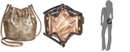 INC International Concepts I.N.C. Pia Mini Bucket Bag, Created for Macy's