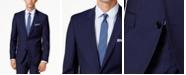 HUGO HUGO Men's Blue Slim-Fit Jacket