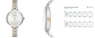 kate spade new york Women's Holland Two-Tone Stainless Steel Bracelet Watch 34mm KSW1119