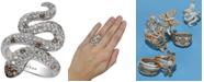 Le Vian Red Carpet®  Chocolatier Diamond Snake Ring (1-7/8 ct. t.w.) in 14k White Gold