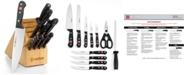 Wusthof Cutlery, Gourmet 12 Piece Knife Block Set