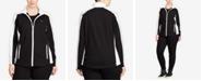 Lauren Ralph Lauren Plus Size Front-Zip Active Jacket