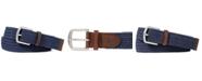 Polo Ralph Lauren Men's Stretch Waxed Belt