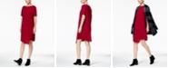 Eileen Fisher Silk Asymmetrical Dress, Regular & Petite