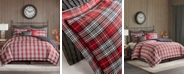 Woolrich Williamsport Plaid 4-Pc. King Comforter Set