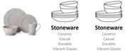 Mikasa Bordeaux Beige 16-Pc. Dinnerware Set, Service for 4