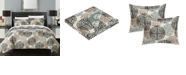 Chic Home Kelsie 3 Piece Queen Quilt Set