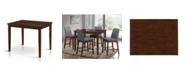 Furniture of America Philomena Brown Cherry Dining Table