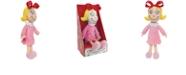 Manhattan Toy Company Manhattan Toy Dr. Seuss Cindy Lou Who 15 Inch Soft Doll